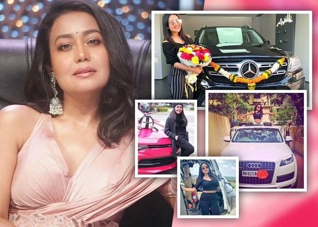 neha kakkar car collection